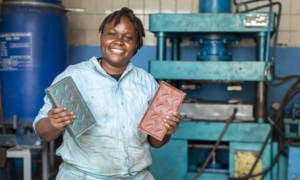 Nairobi-Entrepreneur-Creates-Super-Tough-Bricks-from-Plastic-Waste-1